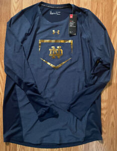 Notre Dame Baseball Team Issued Shirt New Tags  Size XL