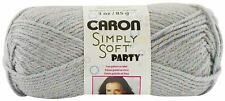 Simply Soft Party Silver Sparkle Yarn 100ml