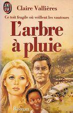CLAIRE VALLIERES - L'ARBRE A PLUIE - J'AI LU