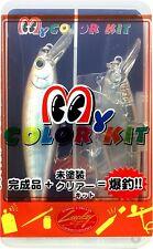 LUCKY CRAFT JAPAN Pointer/B'Freeze 78S - My Color Kit +Kibinago