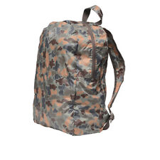 2017 NWT MENS ELEMENT TRAVEL WELL BACKPACK $30 OS jungle camo collapsible light