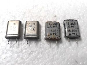 ** X-TAL FOR CB RADIOS - 15.360 - USED **