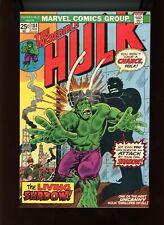 """Incredible Hulk"" # 184, Living Shadow, 1975 Marvel,VF/ NM, BX115A"