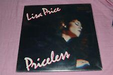 Lisa Price - Priceless - Mirus (MRG 60002)- PROMO COPY -1983 - FAST SHIPPING!!