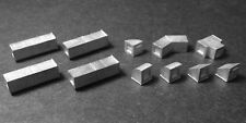 N SCALE: ROOF TOP VENT/DUCTWORK KIT - SHOWCASE MINIATURES #528