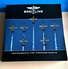 CHRONOLOG 2013 Montres Breitling Livre + Livret des Tarifs