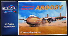 Mach 2 Models 1/72 ARMSTRONG WHITWORTH ARGOSY 1970s Camouflage Version