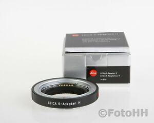 DEMO LEICA ** S - ADAPTER - H ** // LEICA NUMBER : 16030 // SPECIAL PRICE !!!!!!