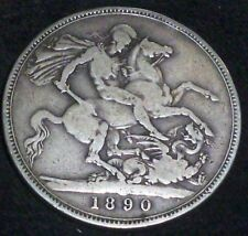 1890 Great Britain Crown KM# 765
