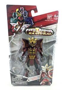 "POWER RANGERS Super Samurai- SHOGUN RANGER 4"" Figure - Ban Dai  NEW"