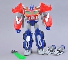 Transformers Beast Hunters Optimus Prime 100% Complete Voyager Class