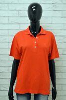 Polo SERGIO TACCHINI Donna Taglia XXL Maglia Camicia Shirt Blusa Woman Cotone