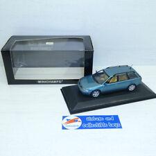 Minichamps 1:43   Audi A4 Avant (B5) Station 1999 - Blue 430018410