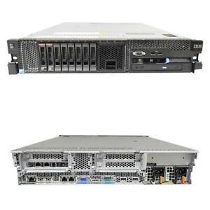 IBM x3650 M2 Server 2x Intel X5570 4C 2.93 GHz 16GB RAM 8Bay 2.5 Zoll