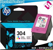 HP TINTA TRICOLOR 304 ORIGINAL CARTUCHO COLOR NORMAL HEWLETT PACKARD ENVIO MRW