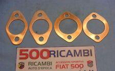 FIAT 500 F/L/R 126 KIT GUARNIZIONE IN RAME TESTA COLLETTORI E SCARICO MARMITTA