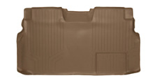 Maxliner 09-10 Ford F-150 SuperCrew Cab Custom Fit 2nd Row Floor Mat Liner Tan