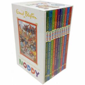 Noddy Box Set Collection - 10 Books