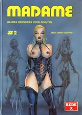 BD adultes Madame Madame International Presse Magazine