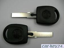 VW Golf 4 Cabrio Passat Bora Lupo T4 T5  Polo Schlüssel Rohling + Fach LEDY