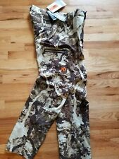 """NWT! Men's FIRST LITE """"Cipher"""" Guide Lite Camo Hunting PANTS 34x32"""