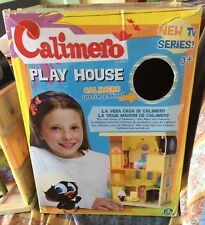 Lotto Calimero play house e libro Le Avventure di Calimero pulcino nero