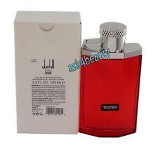 Dunhill London Desire Red TSTR 3.4oz/100ml Edt Spray For Men New No Box
