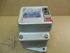 Square D Exposion Proof Control Station 9001 BR-204 BR204 Series A 600 V Volt