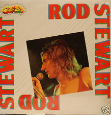 ROD STEWART SUPERSTAR RARE ITALIAN GATEFOLD VINYL LP SEALED OUT OF PRINT