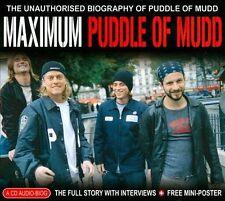 Puddle of Mudd: Maximum  Audio CD