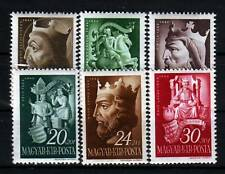 HUNGARY - 1942. Cultural Funds, Kings - MNH