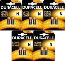 10 X PILAS DURACELL SECURITY LR1 (1.5V) N E90 R1 MN9100 LADY AM5 KN BATTERY