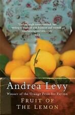 Fruit of the Lemon by Andrea Levy, Book, New Paperback