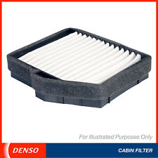 Fits Bentley Continental GT 6.0 Denso Activated Carbon Cabin Odour Pollen Filter