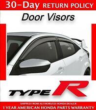 Honda Civic Hatchback Type R Sport & Touring Door Visor Kit  5Dr  08R04-TGG-101A
