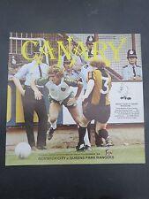 Norwich V QPR    1978/9