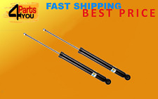 2x  REAR Shock Absorbers DAMPERS BMW E46 TOURING COMPACT