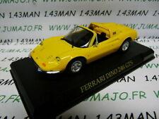 FER32 voiture 1/43 IXO altaya FERRARI  : DINO 246 GTS