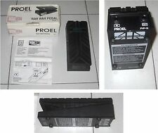 PROEL WAH WAH PEDAL PCS 1 Guitar effects Pedale Chitarra effetti Made in Italy