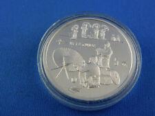 "China, 5 Yuan, ""Schirmherstellung"", 1993  (B27)"