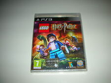 LEGO HARRY POTTER ANI 5-7 PS3 NUOVO! PRIMA STAMPA! ITALIANO!