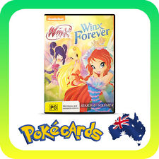 Winx Club - Winx Forever (DVD, 2015) - FREE POSTAGE!