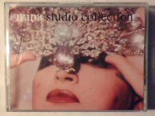 MINA Studio collection 2mc cassette k7 RICCARDO COCCIANTE FAUSTO LEALI RARISSIMA
