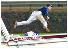 ⚾️ 2017 ~ Topps #133 ~ Jace Peterson ~ Atlanta Braves ~ NmMt=8 ~ QTY