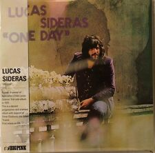 lucas sideras- one day  ( Big Pink )  korea papersleeve  CD