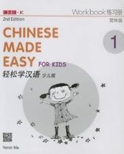 Chinese Made Easy for Kids 2nd Ed (Simplified) Workbook 1 (2014, Paperback)