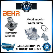 For BMW 540I 740I 740IL X5 Z8 E38 E39 Range Rover Water Pump with Thermostat NEW