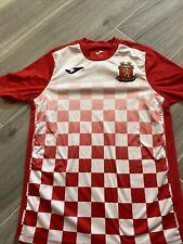Youth Malta Valletta F C Soccer jersey, size Xl