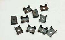 10 Original HO Race Track Clips Improve Your Slot Car Layout! Free S&H