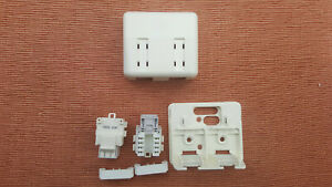 Brand new KRONE Complete Double Wall Surface Telephone Socket